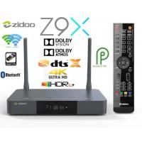 Zidoo Z9X 4K, Android 9.0 PREDVAJALNIK UHD, RTD1619DR Hexa Core 2/16GB, SMB(NAS), SATA3, HDMI IN, 2XUSB3, 2XUSB 2.0