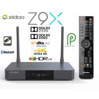Zidoo Z9X 4K, Android 9.0 PREDVAJALNIK UHD, RTD1619DR Hexa Core 2/16GB, OpenWRT(NAS) SATA3, HDMI IN, 2XUSB3, 2XUSB 2.0