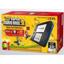 Nintendo 2DS modro-črna z Mario Bros 2