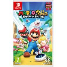 NS Mario +Rabbids Kingdom Battle SWITCH