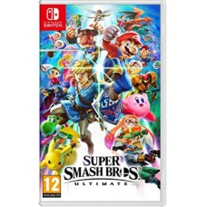 NS Super Smash Bros Ultimate SWITCH