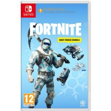 NS Fortnite Deep Freeze Bundle SWITCH