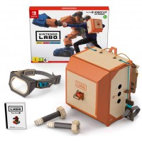 NS Nintendo Labo - Toy-Con 02: Robot Kit SWITCH