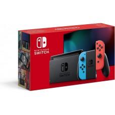 Nintendo Switch V2 Neonsko Rdeč in moder