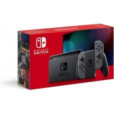 Nintendo Switch V2 z sivim kontrolerjem