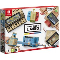 NS Nintendo Labo - Toy-Con 01: Variety Kit Multi Kit SWITCH