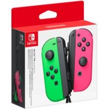 Nintendo Switch plošček neonsko zeleni-roza Joy-Con par