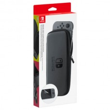 Torbica Nintendo črne barve za Nintendo Switch in folijo za zaščito zaslona