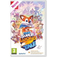 NS New Super Lucky's Tale Switch (igra na kodi)