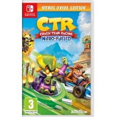 NS Crash Team Racing Nitro-Fueled - Nitros Oxide Edition Switch