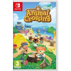 NS Animal Crossing New Horizons Switch
