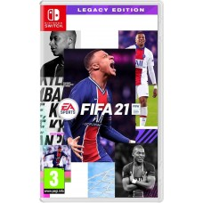 NS FIFA 21 Legacy Edition SWITCH