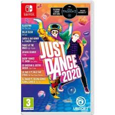 NS JUST DANCE 2020 ZA SWITCH