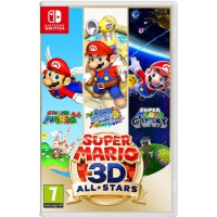 NS Super Mario 3D All-Stars