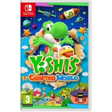 NS Yoshi`s Crafted World