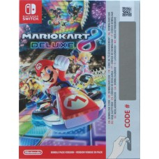 NS DLG Mario Kart 8 Deluxe za Switch