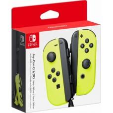 Nintendo Switch plošček neonsko rumeni Joy-Con par