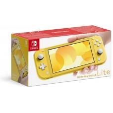 Nintendo Switch Lite Rumena