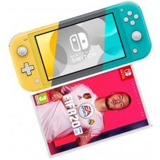 Nintendo Switch Lite in FIFA 20