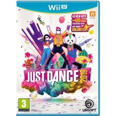 WII U  Just Dance 2019