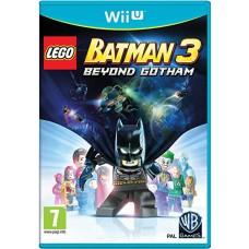 WII U Batman 3 Beyond Gotham