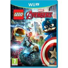 WII U Marvel Lego Avengers