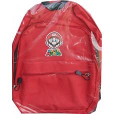 Nahrbtnik rdeče barve Super Mario 43X34X10cm