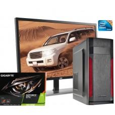 Delovna postaja X16 Mark11 Xeon 14 jederni(HT28) 16GB DDR4 GPU Nvidia GTX1660 super 6GB GDDR6, USB3.1 (R)