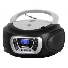 DAB+ Trevi CMP 510 Boombox, CD predvajalnik, USB, MP3, AUX, Digitalni radijski sprejemnik in FM RDS