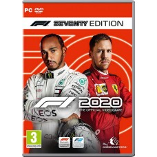 F1 2020 Seventy Edition PC DVD