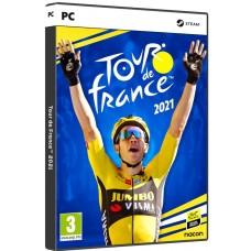 PC Tour de France 2021 za WINDOWS 7/10