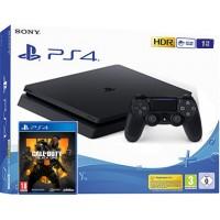 SONY igralna konzola Playstation 4 Slim 1TB in Call of Duty Black Ops 4