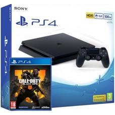 SONY igralna konzola Playstation 4 Slim in Call of Duty Black Ops 4