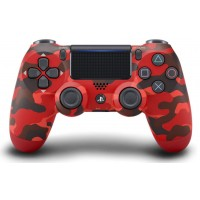 DualShock 4 V2 PS4 SONY Red Camo