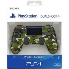 DualShock 4 V2 PS4 SONY Green Camo