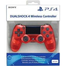 DualShock 4 V2 PS4 SONY Crystal Red