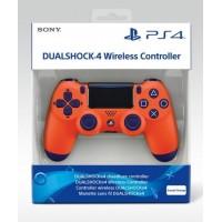 DualShock 4 PS4 V2 SONY Brezžični plošček oranžen