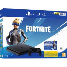 SONY igralna konzola Playstation 4 Slim 500GB in Fortnite Neo Versa Pack VCH 2000 V-Bucks