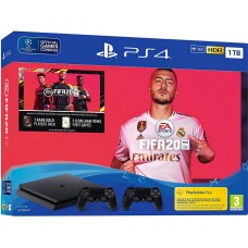 SONY igralna konzola Playstation 4 Slim 1TB FIFA 20 in dodatni Dualshock 4 plošček