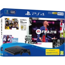 SONY igralna konzola Playstation 4 Slim 500GB FIFA 21