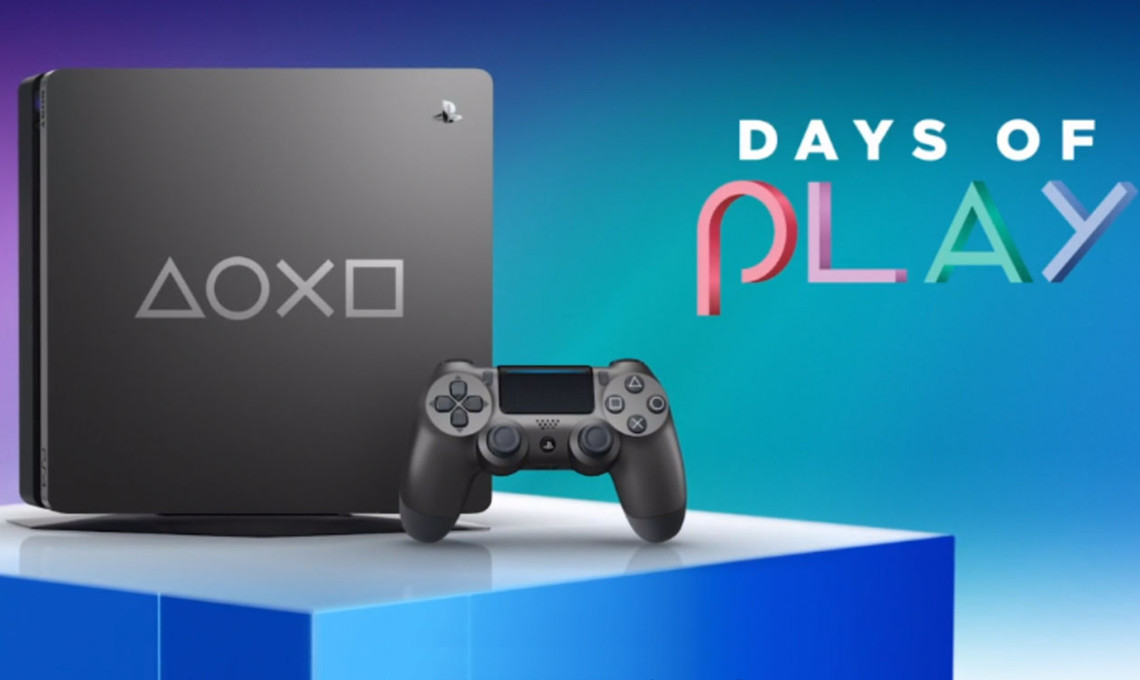 Playstation DAYS OF PLAY 1TB