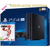 SONY igralna konzola Playstation 4 PRO 1TB in NBA 2K21