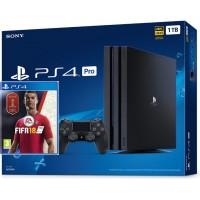 SONY igralna konzola Playstation 4 PRO 1TB in FIFA 18