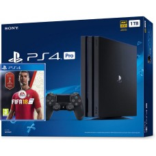 SONY igralna konzola Playstation 4 PRO 1TB in FIFA 18