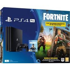 SONY igralna konzola Playstation 4 PRO 1TB in Fortnite Royal Bomber Pack VCH