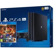 SONY igralna konzola Playstation 4 PRO 1TB in Sonic Forces