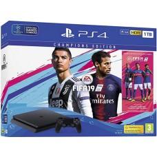 SONY igralna konzola Playstation 4 Slim 1TB FIFA 19 Champions Edition