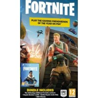 PS4 Fortnite Royal Bomber Pack VCH
