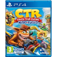 PS4 Crash Team Racing Nitro-Fueled CTR