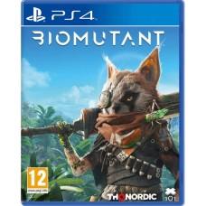 PS4 Biomutant